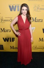 DANIELA BOBADILLA at Women in Film 2014 Crystal and Lucy Awards in Los Angeles