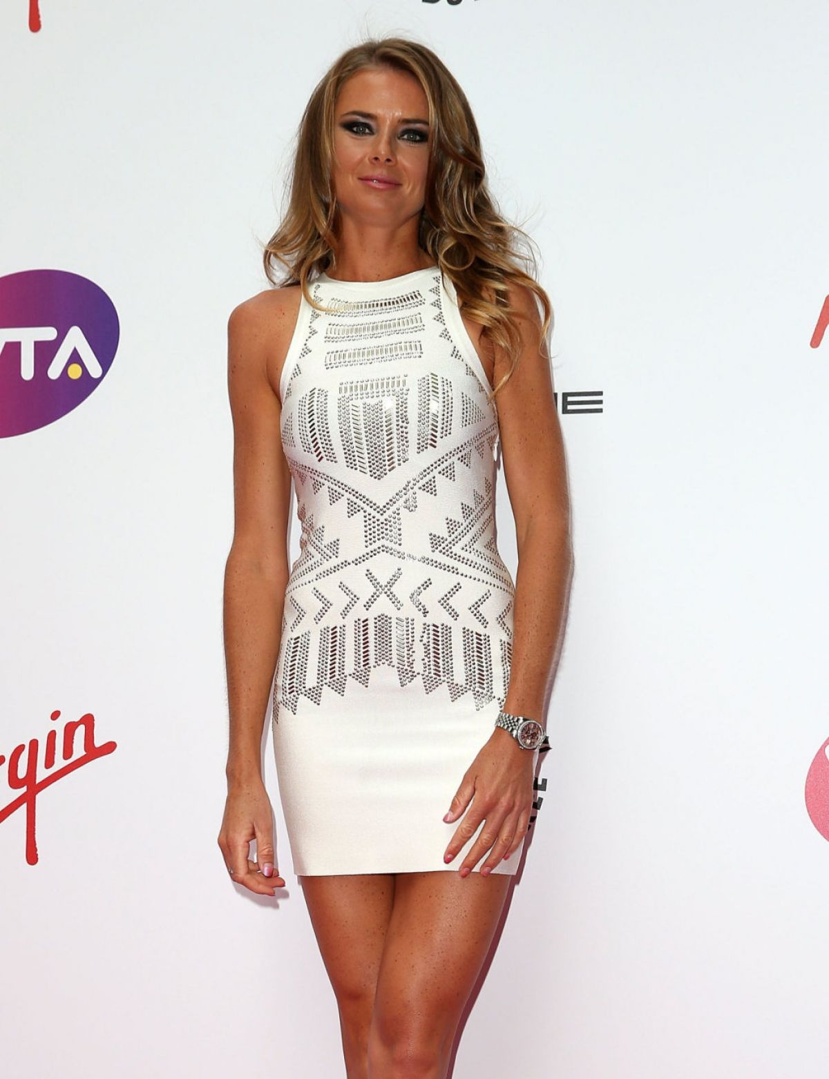 DANIELA HANTUCHOVA at WTA Pre-wimbledon Party in London