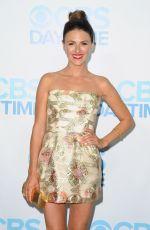 ELIZABETH HENDRICKSON at Daytime Creative Arts Emmy Awards in Los Angeles