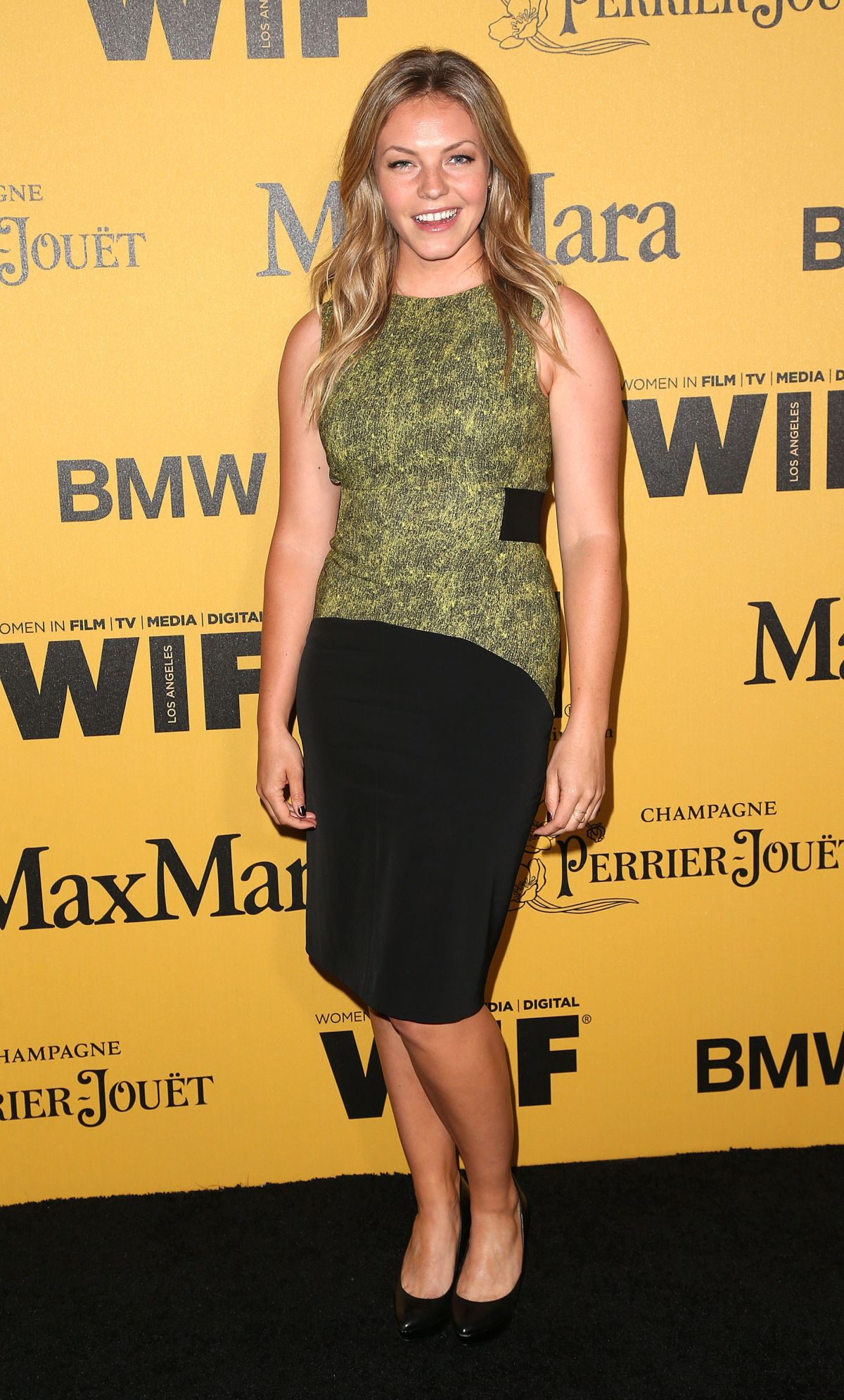 ELOISE MUMFORD at Women in Film 2014 Crystal and Lucy Awards in Los Angeles