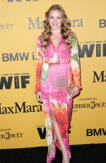 EMMA BELL at Women in Film 2014 Crystal and Lucy Awards in Los Angeles