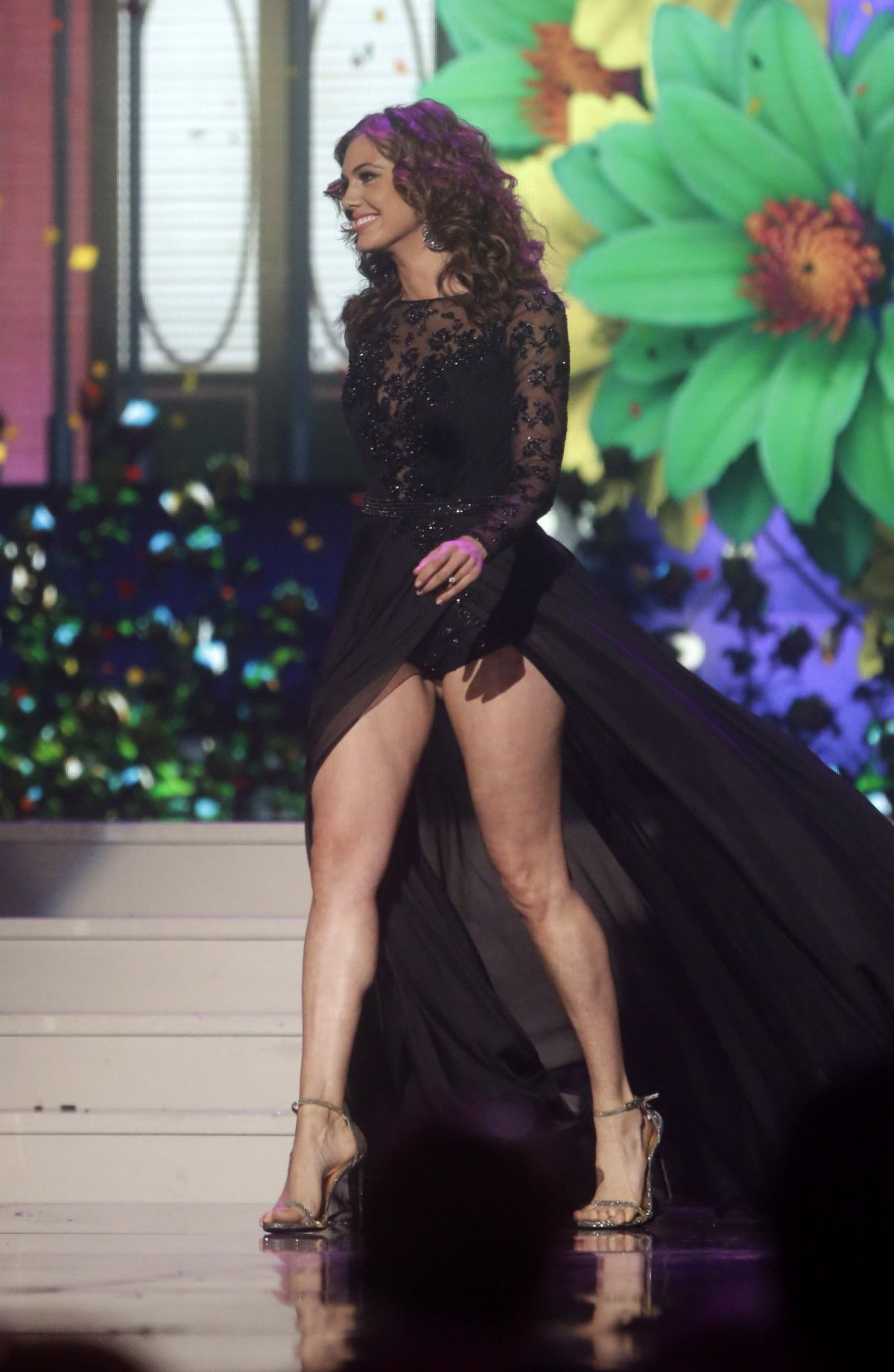 ERIN BRADY at Miss USA 2014 Preliminary Competition