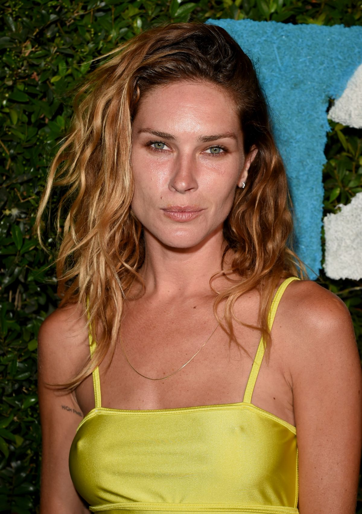 ERIN WASSON at Ttake-two E3 Kickoff Party in Los Angeles