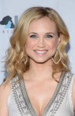 FIONA GUBELMANN at More Than a Cone Art Auction and Campaign Launch in Los Angeles