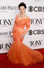 FRAN DRESCHER at 2014 Tony Awards in New York