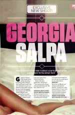 GEORGIA SALPA in Zoo Magazine, 27th June 2014 Issue