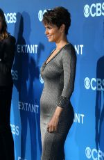 HALLE BERRY at Extant Premiere in Los Angeles