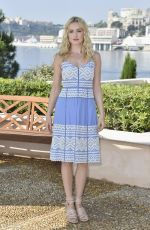 HANNAH NEW at Black Sails Photocall at 2014 Monte Carlo TV Festival