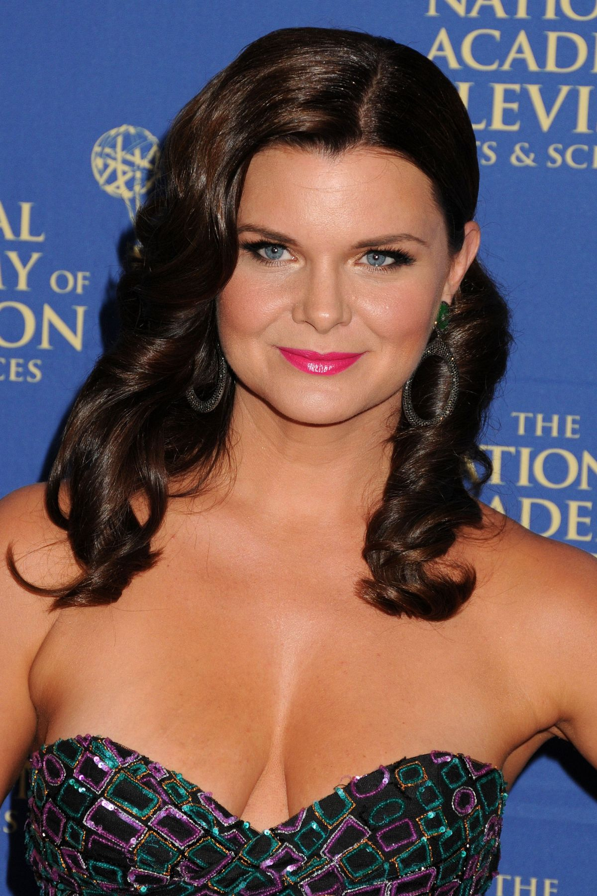 Heather Tom Pictures to pin on Pinterest