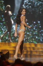 HELEN WISNER at Miss USA 2014 Preliminary Competition