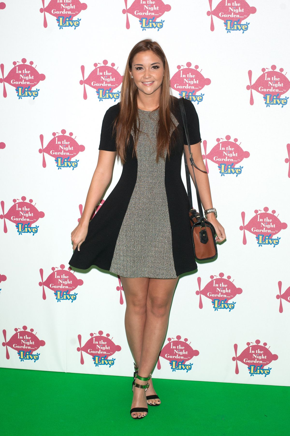JACQUELINE JOSSA at In the Night Garden Live Event in London