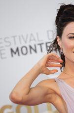 JAIME MURRAY at 2014 Monte Carlo TV Festival Closing Ceremony