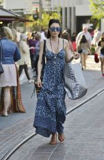 JAIME MURRAY Out at the Grove in Los Angeles