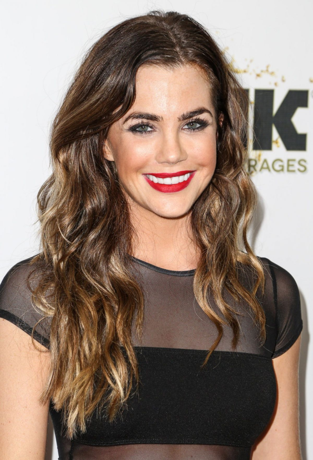 JILLIAN MURRAY at Free the Ni__le Fundraiser in West Hollwood