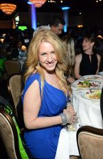 JOELY FISHER at 2014 Thirst Gala in Los Angeles