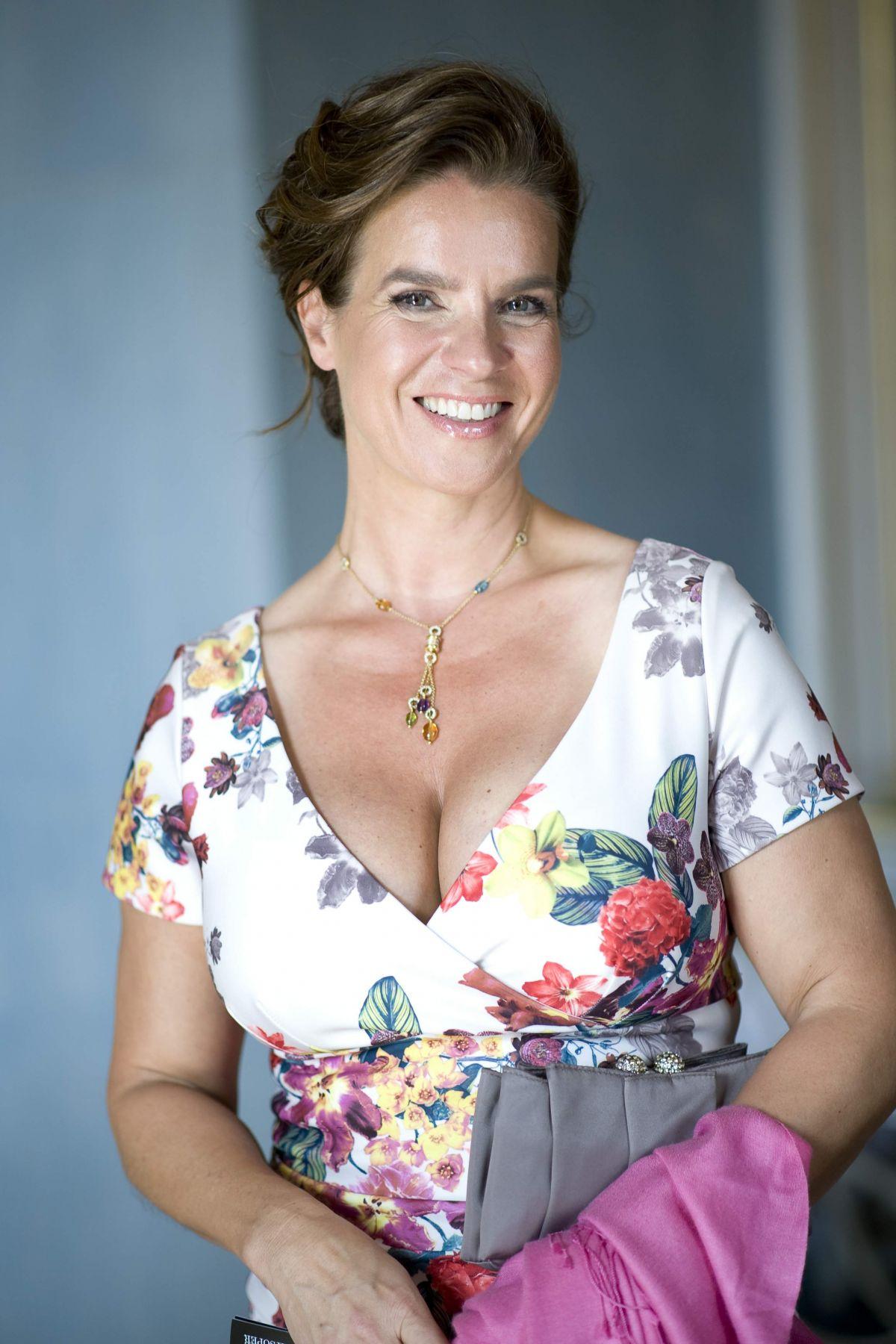 Katarina Witt At Munich Opera Festival Opening In