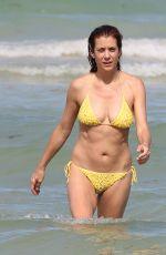 KATE WALSH in Bikini on the Beach in Miami