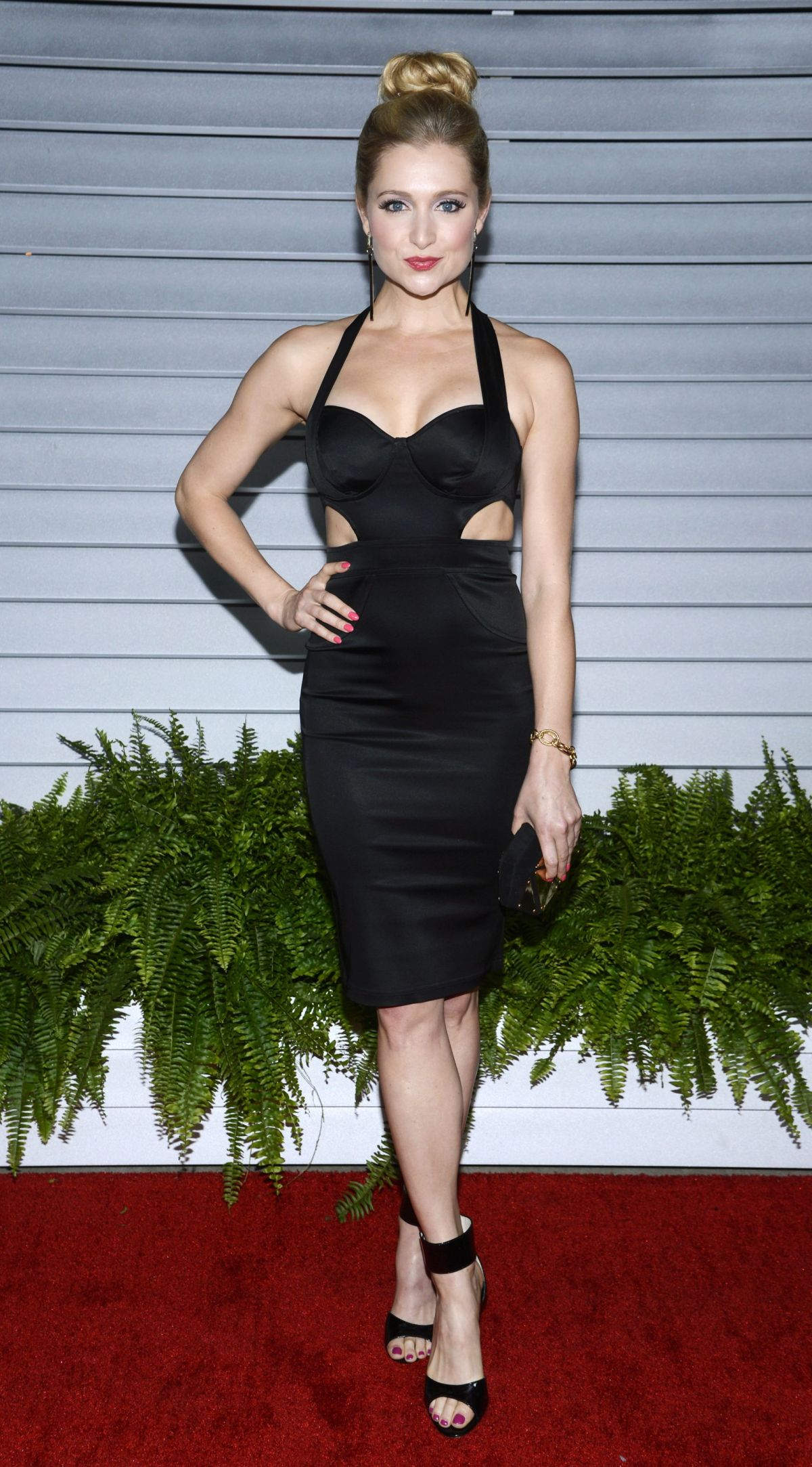 KATHERINE BAILESS at Maxim's Hot 100 Women of 2014 Celebration in West Hollywood