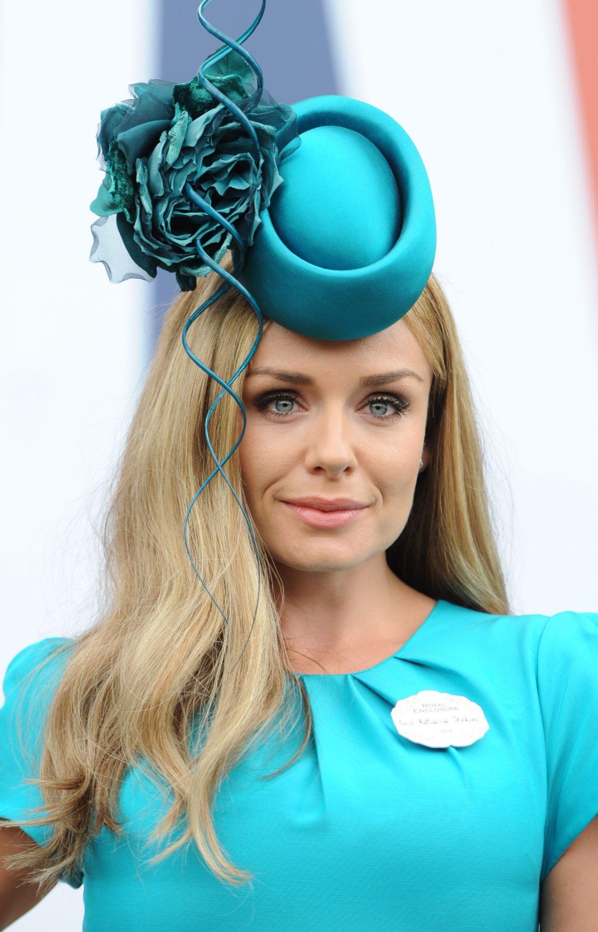 KATHERINE JENKINS at Royal Ascot Races  HawtCelebs  HawtCelebs