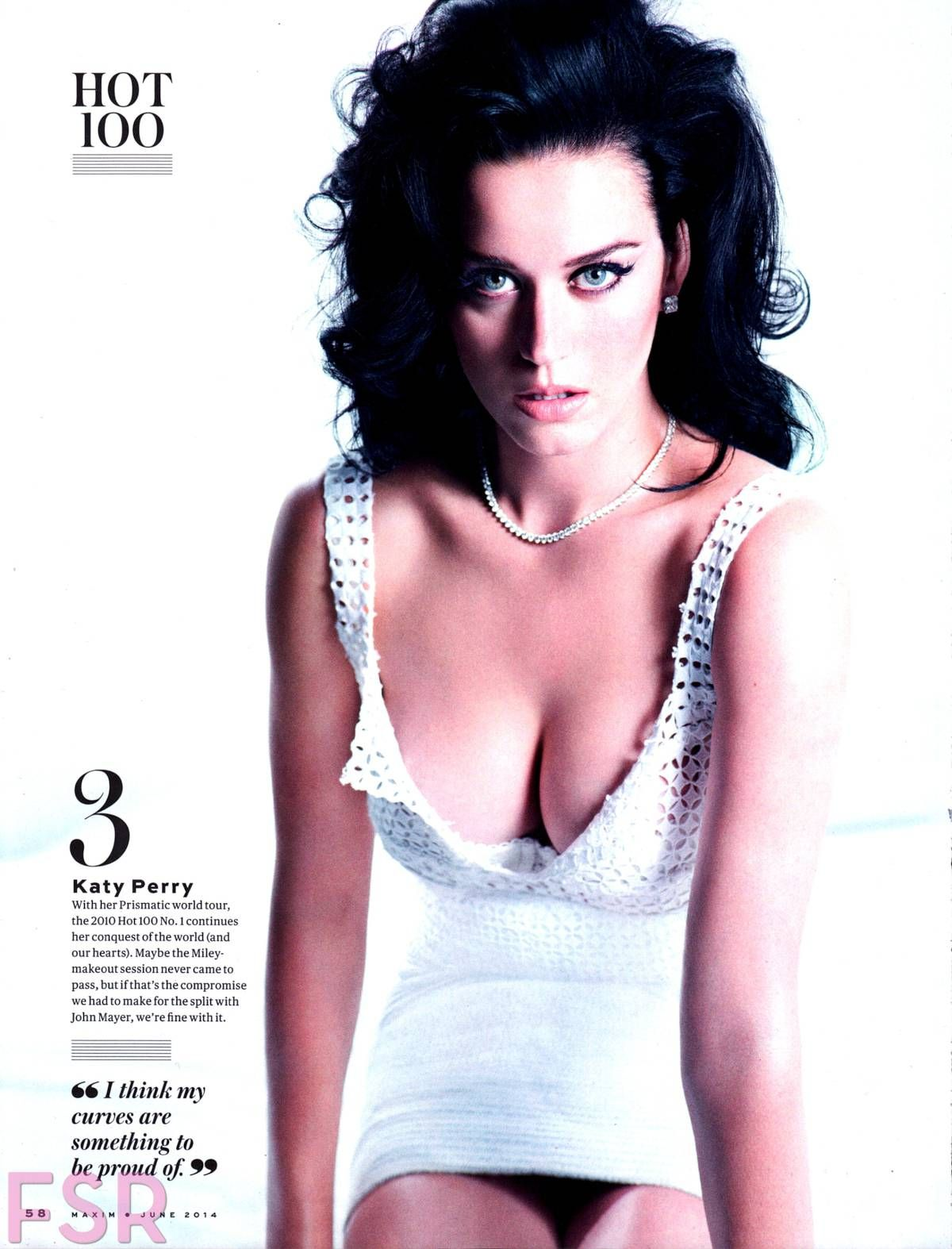 KATY PERRY in Maxim Magazine, June 2014 Issue