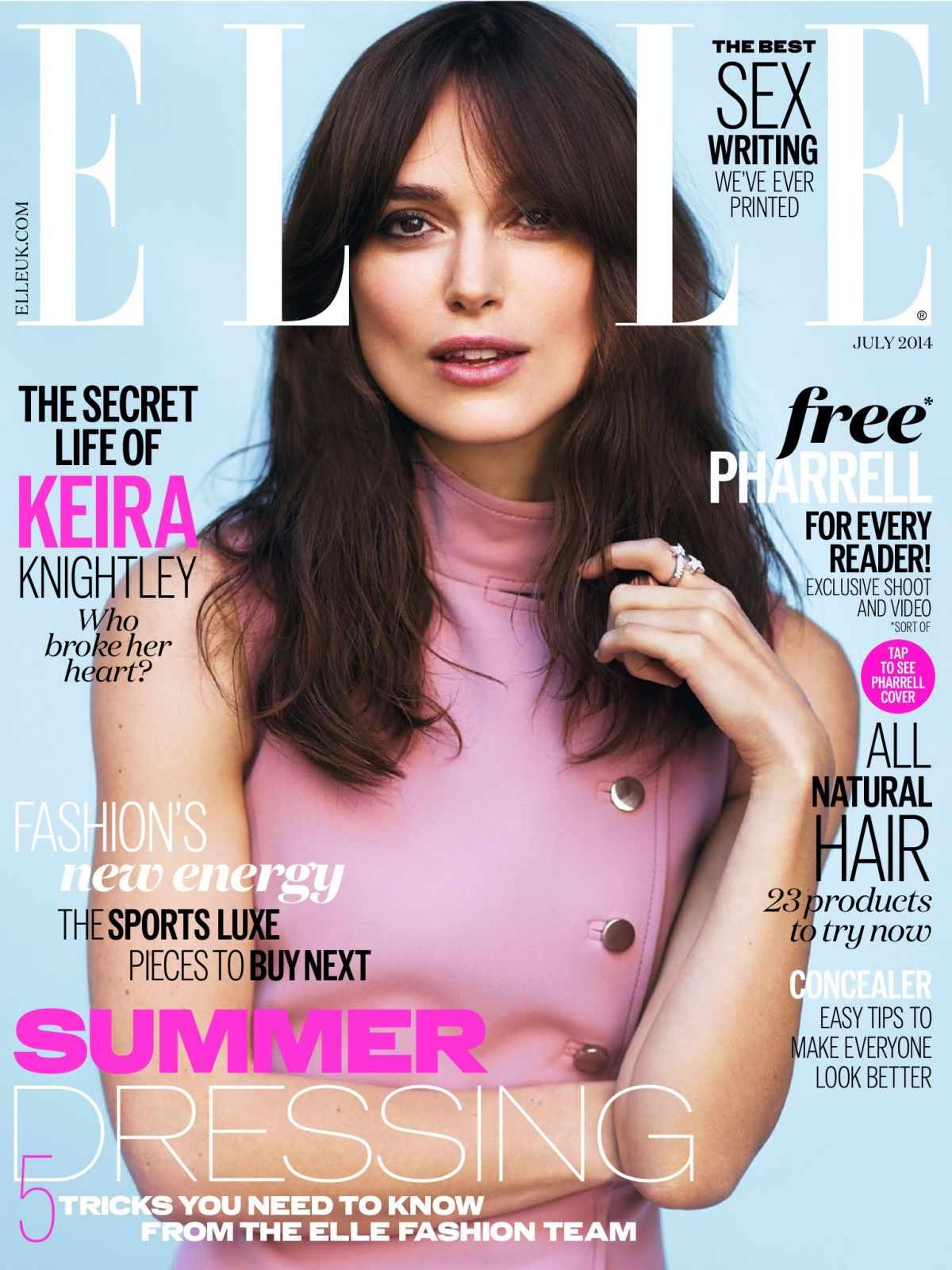 Teen Elle Magazine 104