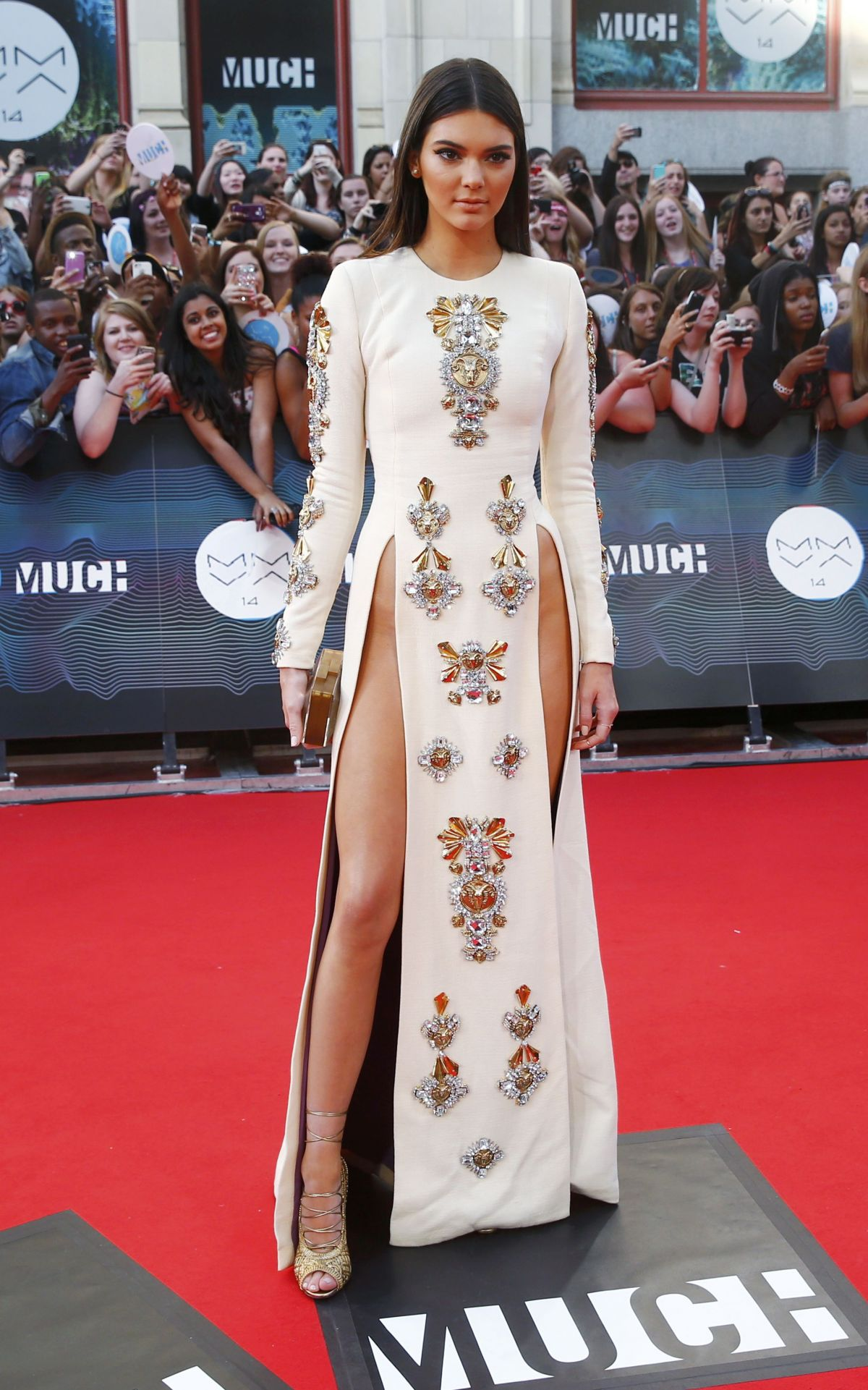 KENDALL JENNER at Muchmusic Video Awards in Toronto