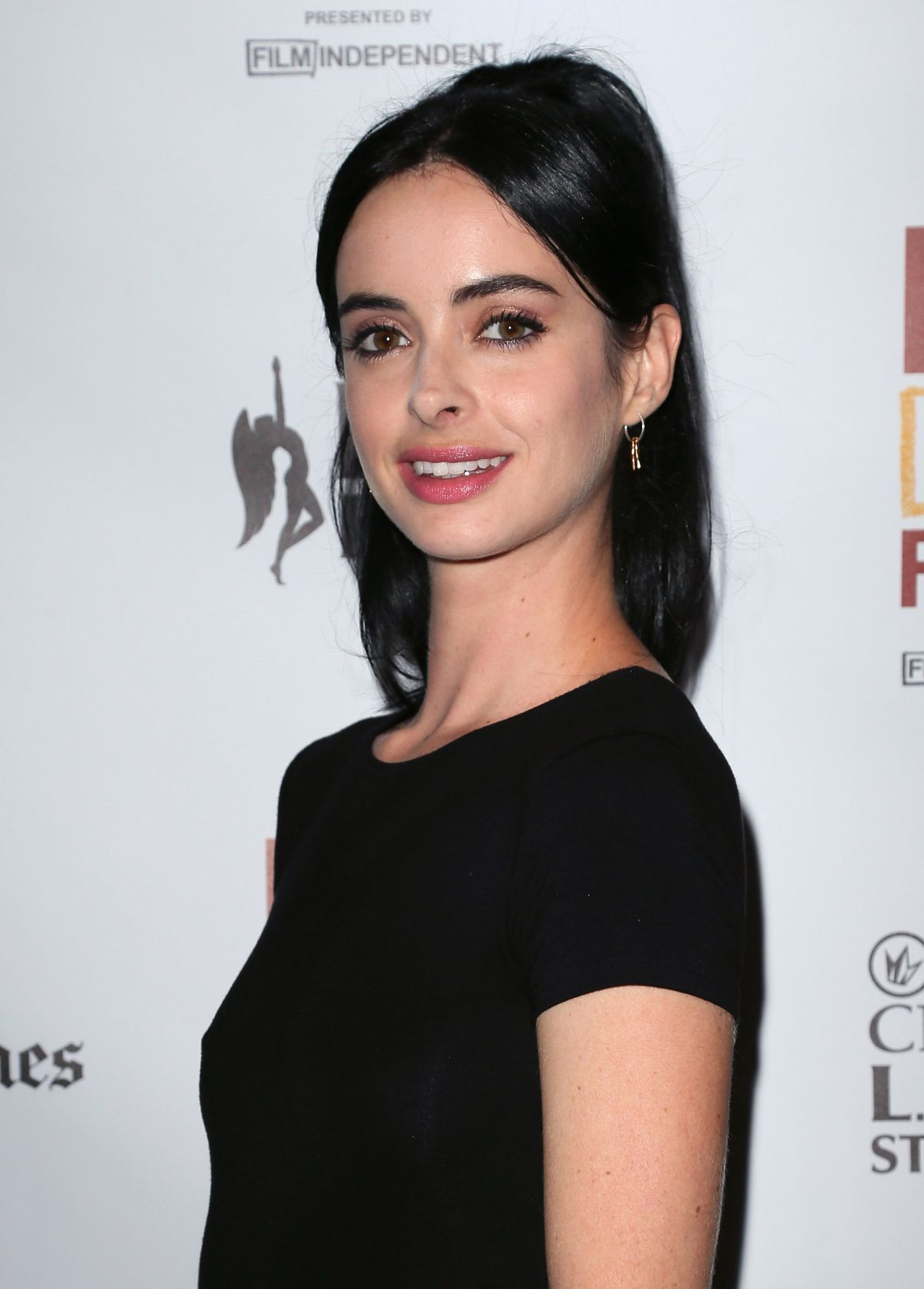 Krysten Ritter Cover: KRYSTEN RITTER At The Road Within Premiere In Los Angeles