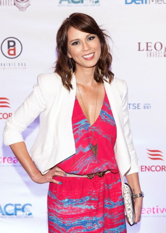 LEXA DOIG at 2014 Leo Awards in Vancouver