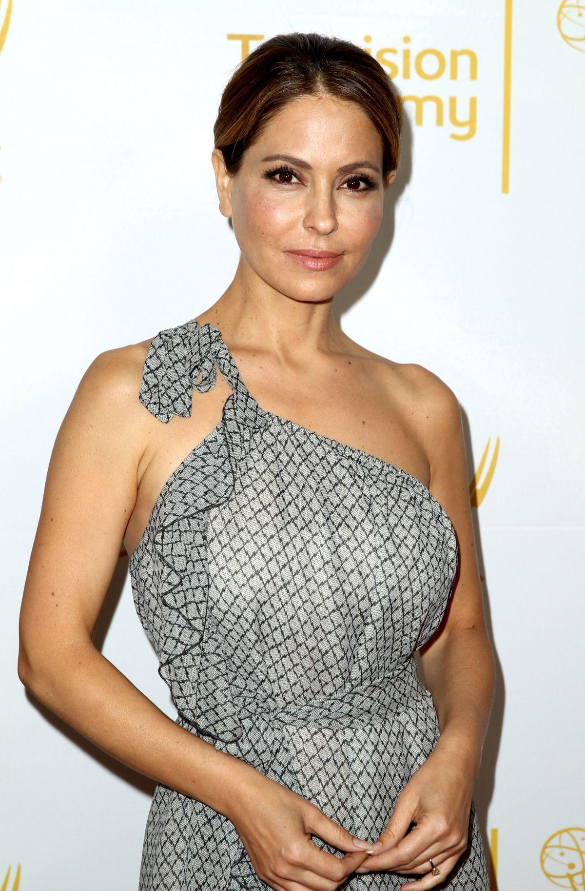 LISA LOCICERO at Daytime Emmy Nominee Reception