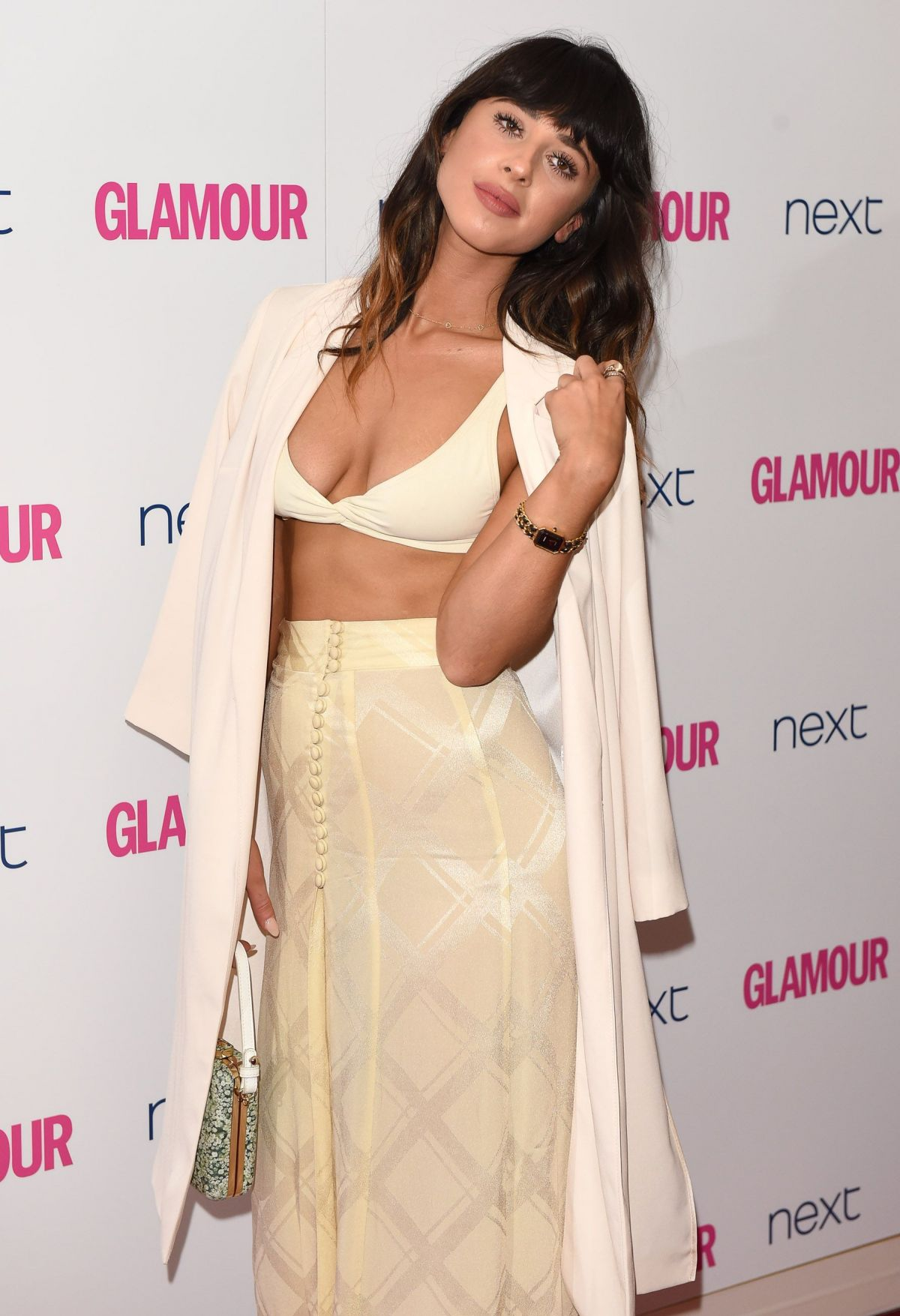 LOUISA ROSA ALLEN at Glamour Women of the Year Awards in London