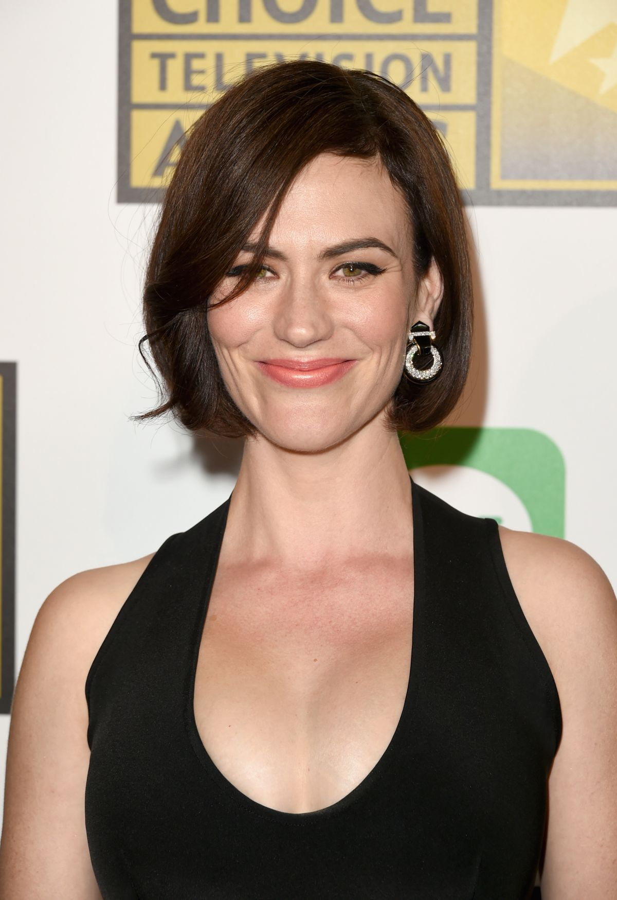 MAGGIE SIFF at 2014 Critics Choice Television Awards in Beverly Hills