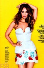 MEGAN FOX in Cosmopolitan Magazine, August 2014 Issue