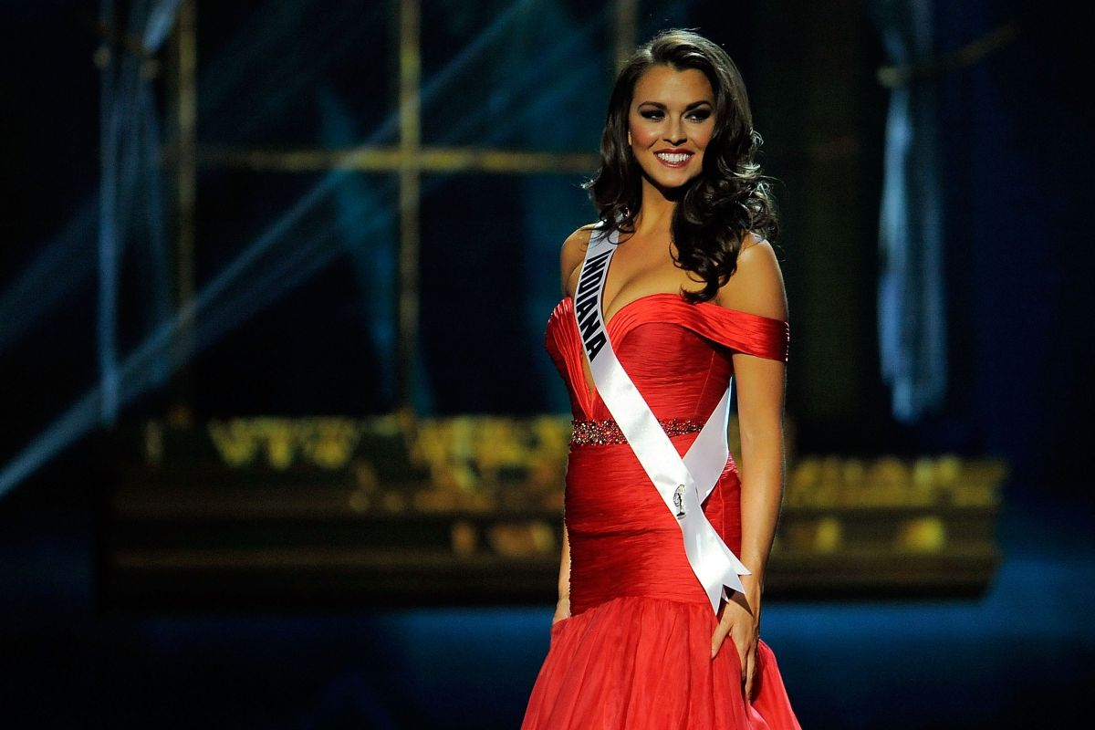 MEKAY:A DIEHL at Miss USA 2014 Preliminary Competition