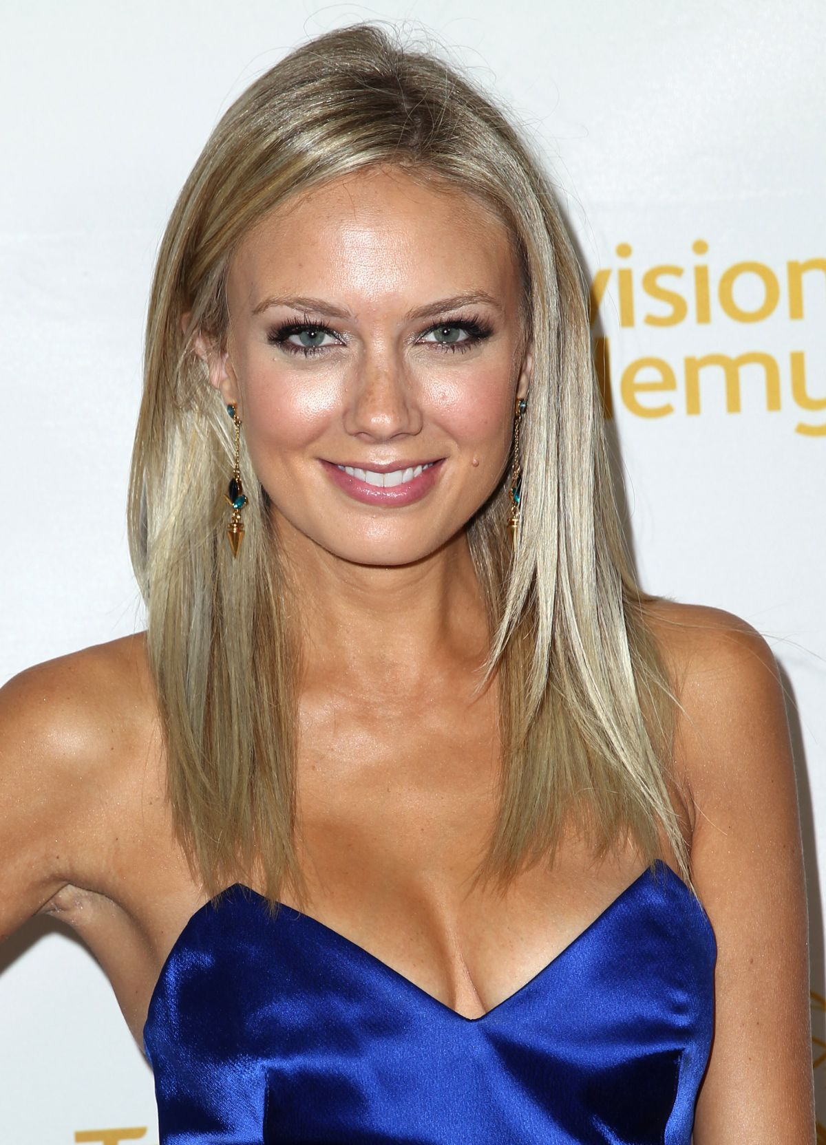 MELISSA ORDWAY at Daytime Emmy Nominee Reception