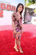 MING-NA WEN at How to Train Your Dragon 2 Premiere in Los Angeles