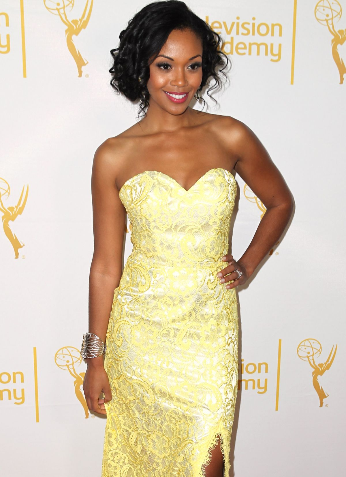 MISHAEL MORGAN at Daytime Emmy Nominee Reception