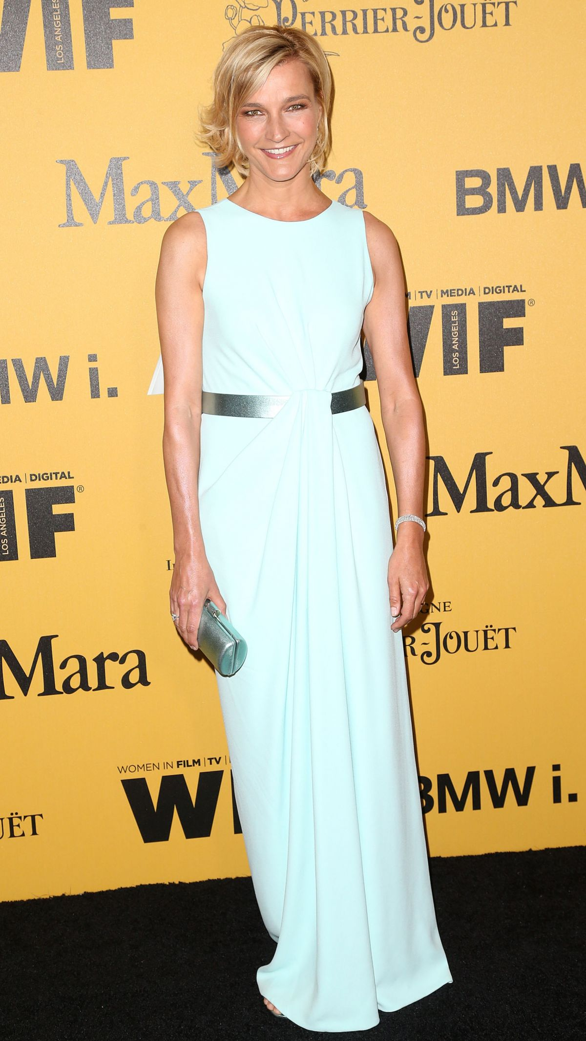 NICOLA MARAMOTTI at Women in Film 2014 Crystal and Lucy Awards in Los Angeles