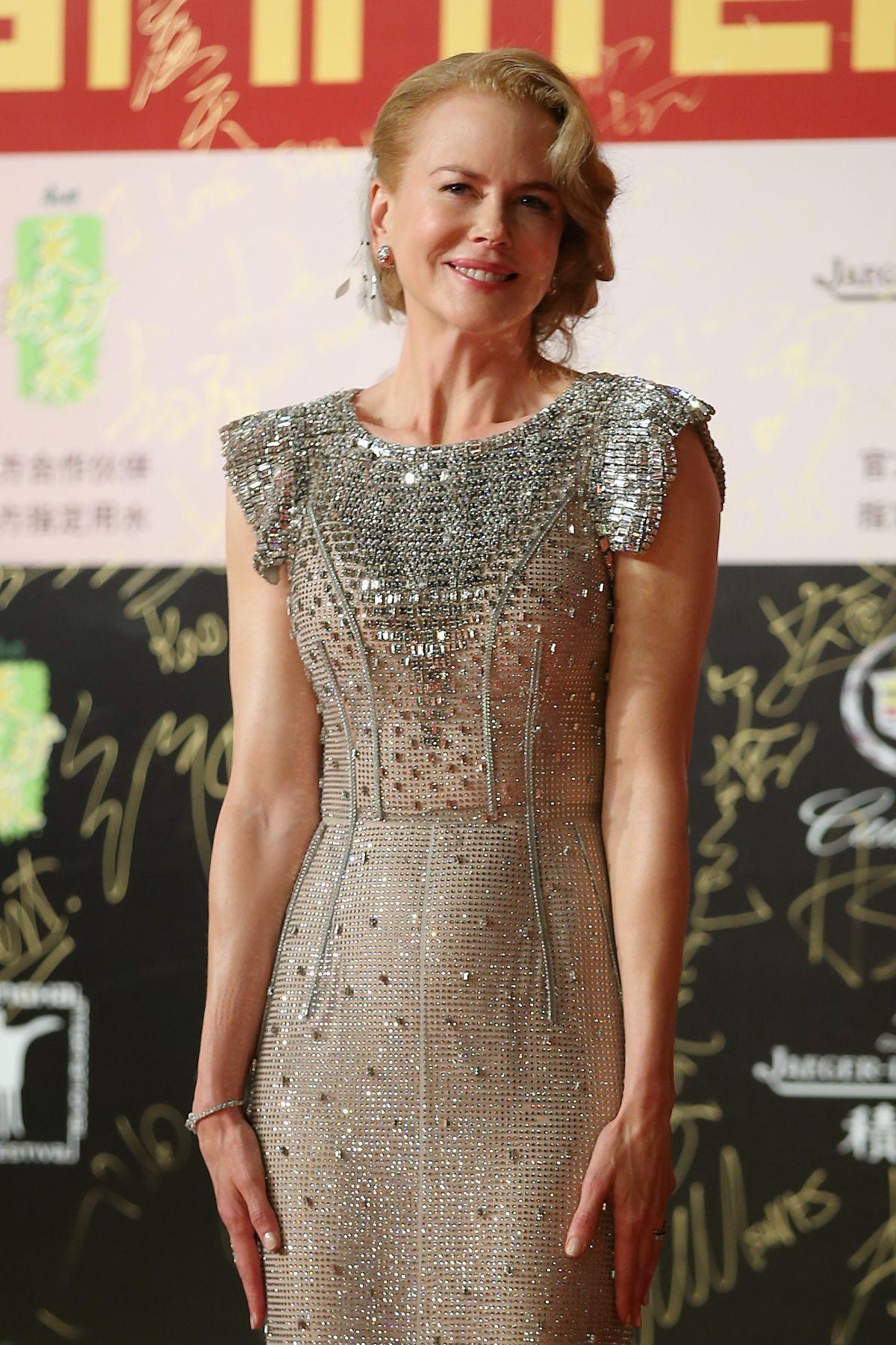 NICOLE KIDMAN at 2014 Shanghai International Film Festival