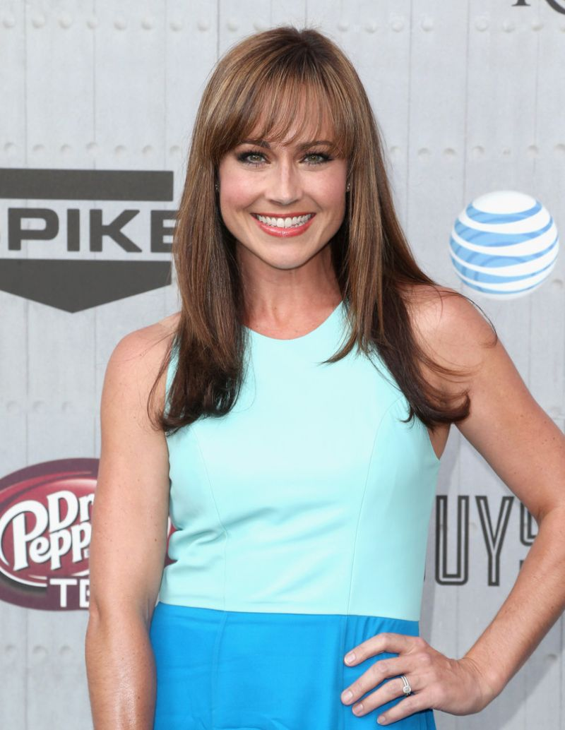 NIKKI DELOACH at Spike TV's Guys Choice Awards in Culver City