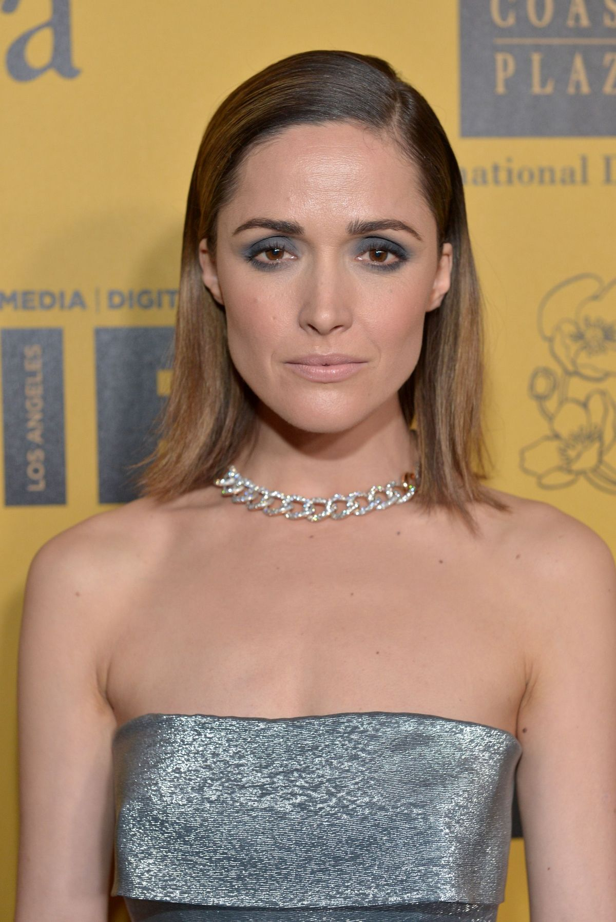 ROSE BYRNE at Women in Film 2014 Crystal and Lucy Awards ...