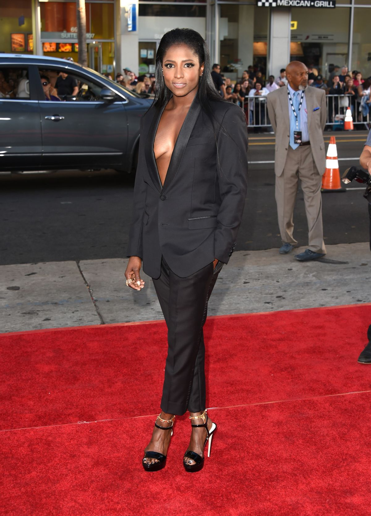 rutina wesley walking dead