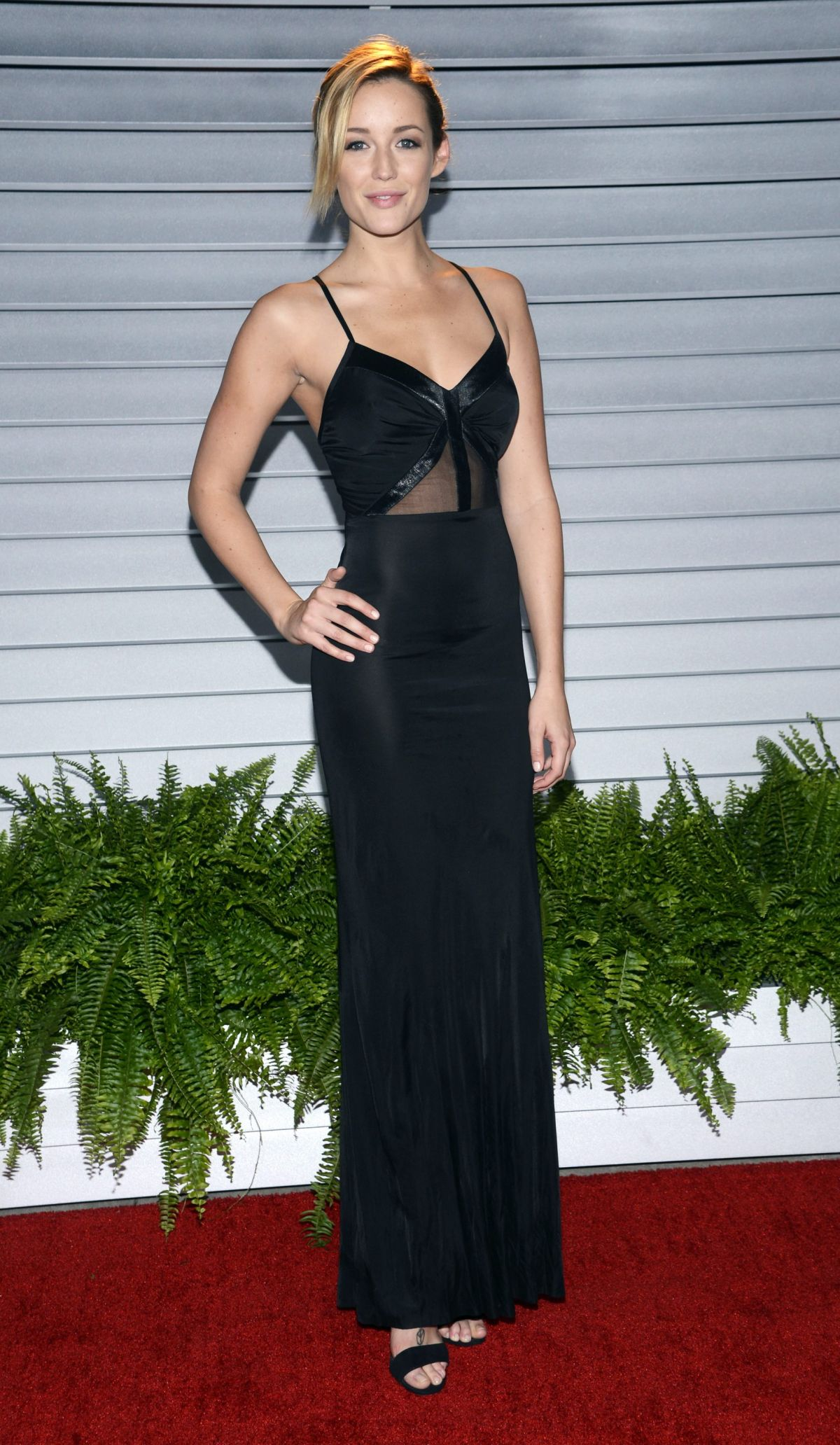 SARAH DUMONT at Maxim's Hot 100 Women of 2014 Celebration in West Hollywood