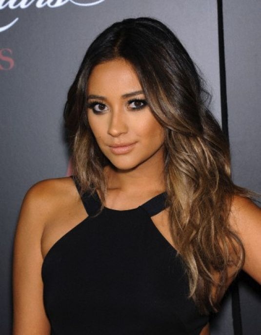 Pretty little liars shay mitchell nude