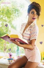 SHAY MITCHELL in Galore Magazine, Summer 2014 Issue