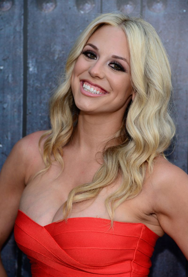 TARYN TERRELL at Spike TV's Guys Choice Awards in Culver City