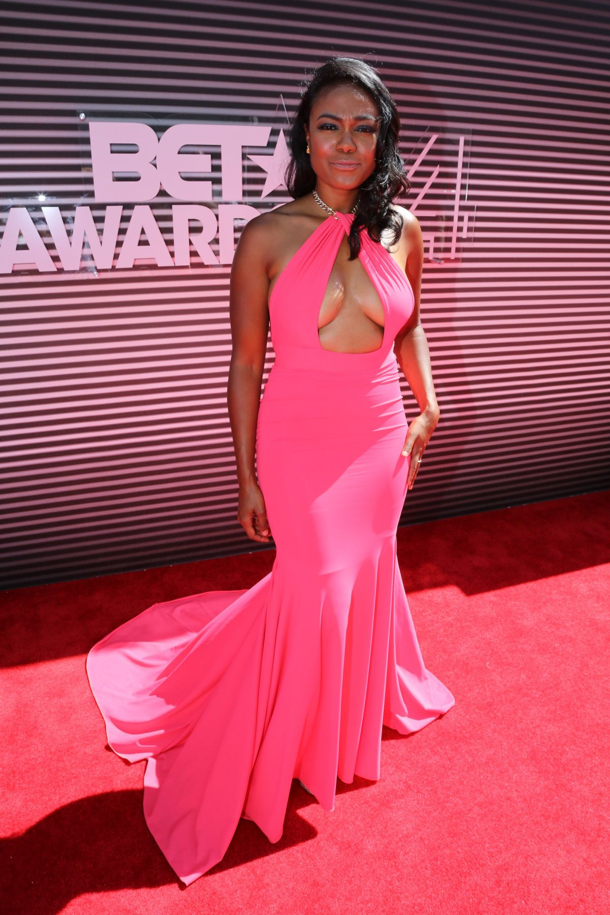 TATYANA ALI at 2014 Bet Awards in Los Angeles