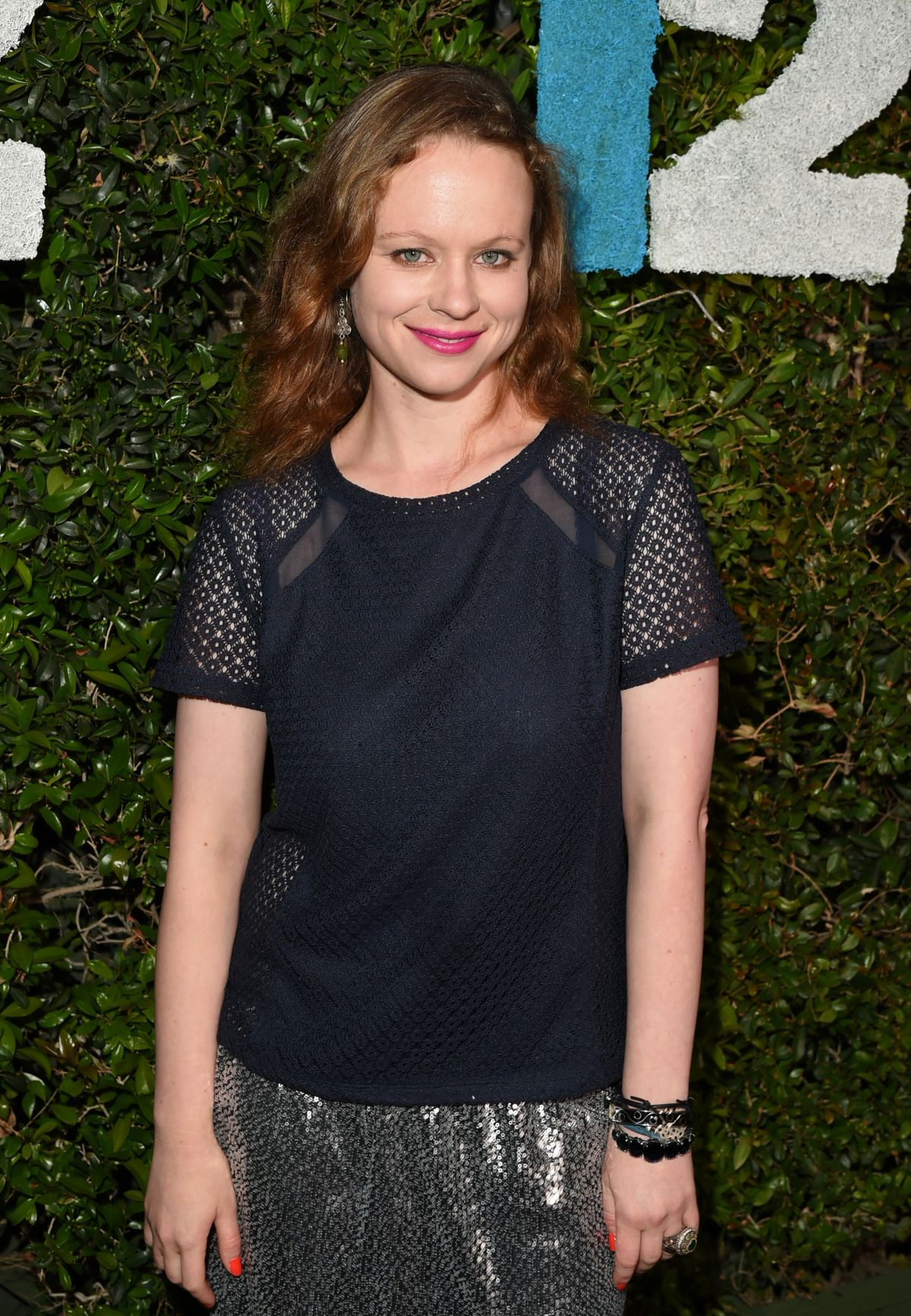 THORA BIRCH at Ttake-two E3 Kickoff Party in Los Angeles
