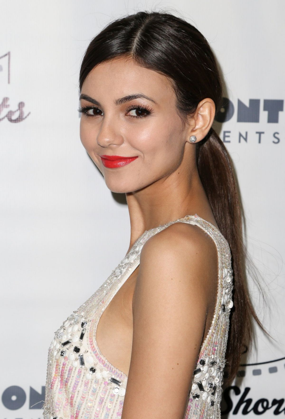 VICTORIA JUSTICE at Chocolate Milk Premiere in Hollywood
