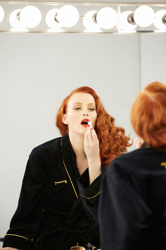 Sneak Preview Of Pirelli Calendar 2015 By Steven Meisel