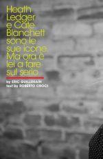 ABBIE CORNISH in L'uomo Vogue Magazine, March 2014 Issue